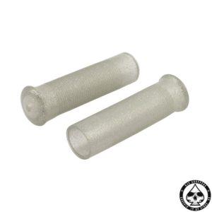Anderson Metalflake Grips ( Clear)