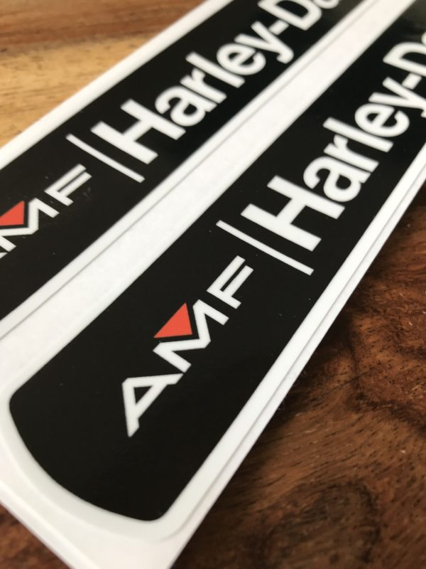 AMF Decal, 1974