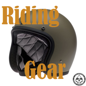 Icon Riding gear