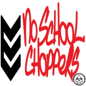 No School Choppers logo