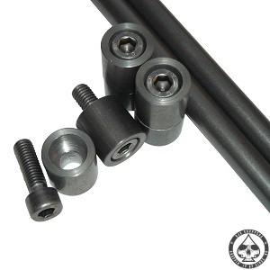 Fenderstrut kit (Steel). With this kit you can make a clean fendermount with the least amount of effort.