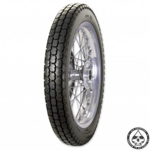 Avon MKII Safety Mileage 4.00-19 Rear Tire