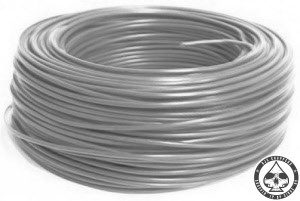Electrical wire Grey