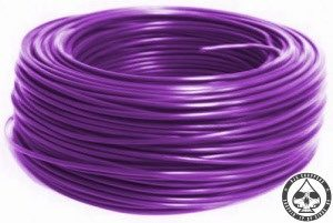 Electrical wire Violet, 075mm2