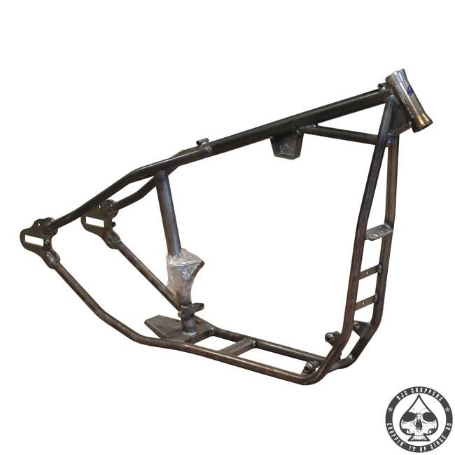 Paughco hardtail/rigid Sportster 86-03 ( no rake, no stretch) - RJC ...
