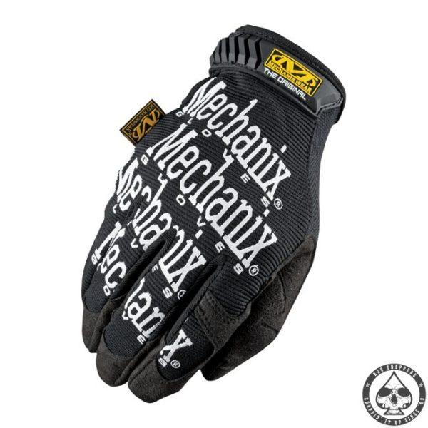 Mechanix gloves 'Black'