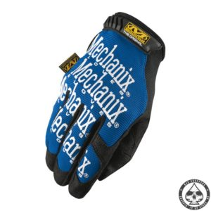 Mechanix gloves 'Blue'