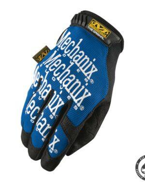 Mechanix gloves 'Blue'