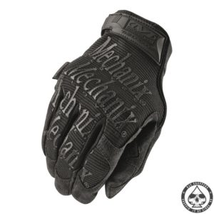 Mechanix gloves 'Black/black'