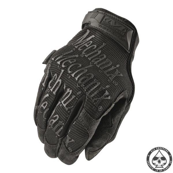 Mechanix gloves 'Black/black'