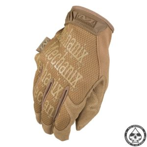 Mechanix gloves 'Coyote'
