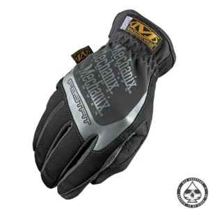 Mechanix 'fast fit' gloves 'Black'
