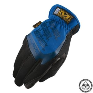 Mechanix 'fast fit' gloves 'Blue'