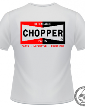 RJC-Choppers Dependable shirt - White