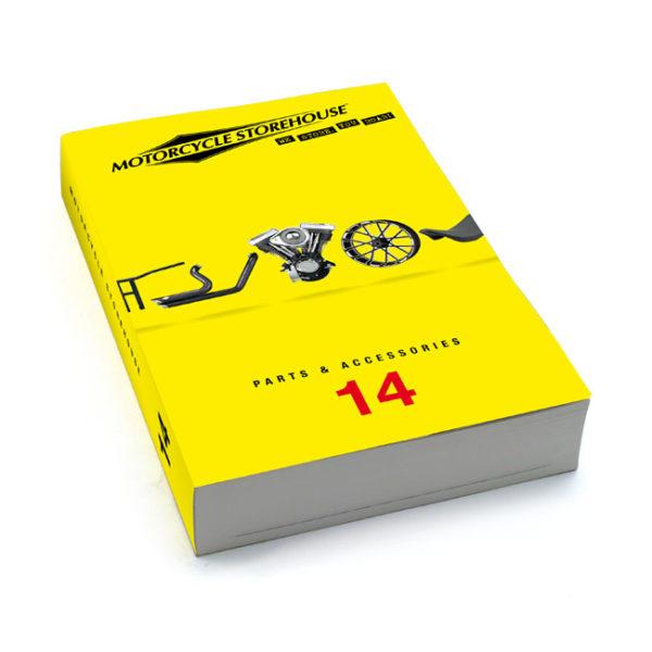 Motorcycle storehouse catalog #14