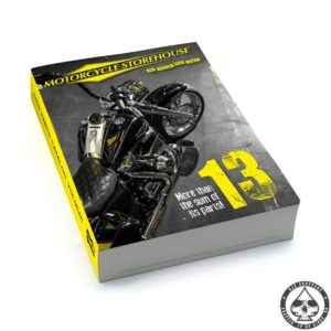 Motorcycle storehouse catalog #13