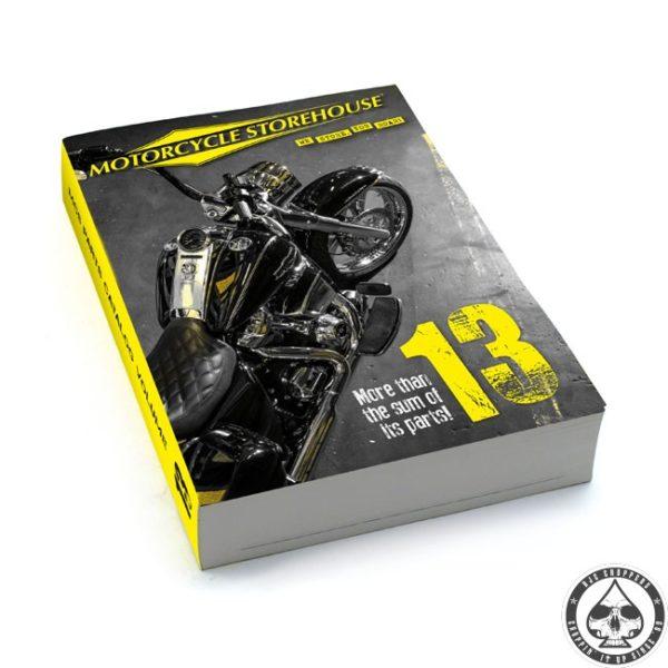 Motorcycle storehouse catalog #13