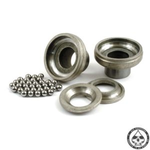 Frame neck ball bearings & race kit