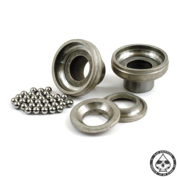 Frame neck ball bearings & race kit
