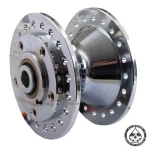 Chrome plated Alu 'Diabolo' Hub 77-83
