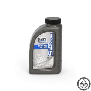Bel-Ray Brake fluid Super DOT 5 ( Silicone), 350cc