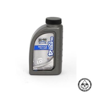 Bel-Ray Brake fluid Super DOT 4, 350cc