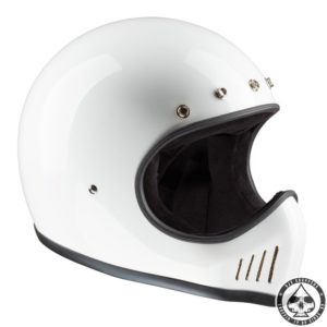 Bandit historic cross helmet