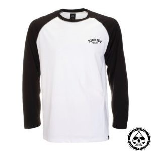 Dickies shirt - White/Black