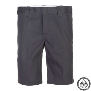 Dickies Slim Straight work short - Charcoal