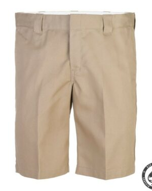 Dickies Slim Straight work short - Khaki