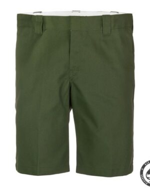 Dickies Slim Straight work short - Olive
