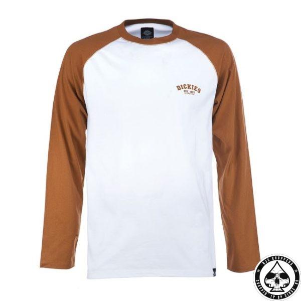 Dickies shirt - White/Brown