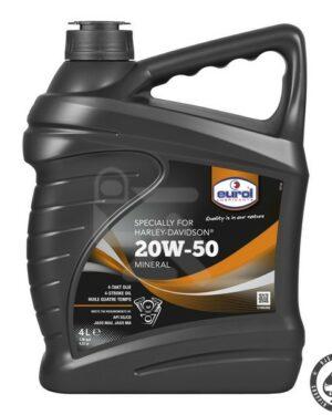 Eurol 20W 50, 4 ltr.
