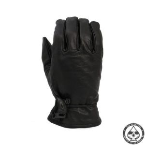 MCS Leather riding gloves 'Black'