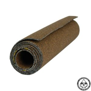 "Mr. Gasket Cork gasket sheet 1/16"" thick"