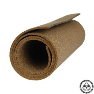 "Mr. Gasket Cork gasket sheet 1/8"" thick"