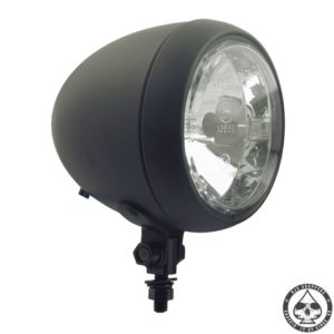 Colorado 4 1/2 Bottom mount headlight (Black)