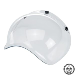 Biltwell Bubble visor (Clear) Anti-fog