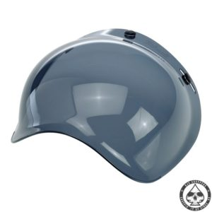 Biltwell Bubble visor (Smoke) Anti-fog