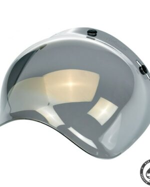Biltwell Bubble visor (Gold mirror) Anti-fog