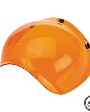 Biltwell Bubble visor (Amber Solid) Anti-fog