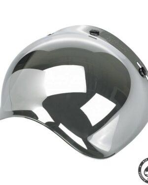 Biltwell Bubble visor (Chrome Mirror) Anti-fog