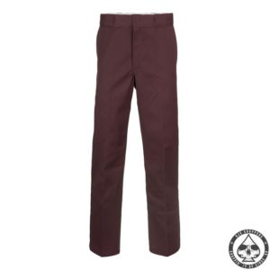 Dickies 874 Work pants, 'Maroon'