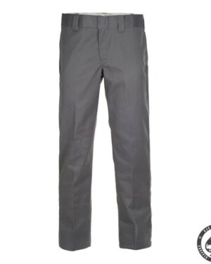 Dickies 873 Slim Straight Work pants, 'Charcoal grey'