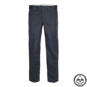 Dickies 873 Slim Straight Work pants, 'Dark navy'