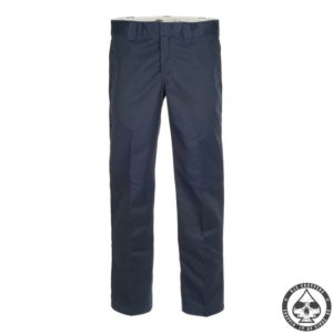 Dickies 873 Slim Straight Work pants, 'Navy blue'