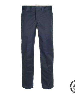 Dickies 873 Slim Straight Work pants, 'Navy blue'