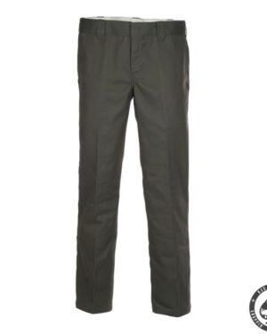 Dickies 873 Slim Straight . Men's Slim fit, straight leg work pant. 65% Polyester, 35% cotton 8.5oz twill. Male EU sizes.