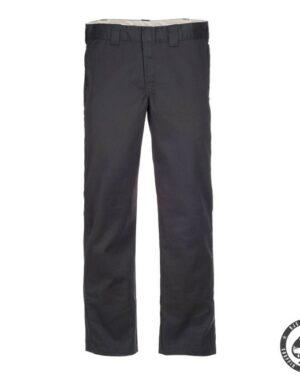 Dickies 873 Slim Straight Work pants, 'Rinsed black'
