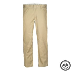 Dickies 873 Slim Straight Work paDickies 873 Slim Straight Work pants, 'Maple washed'nts, 'Maple washed'